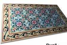 Piso hidráulico mosaico